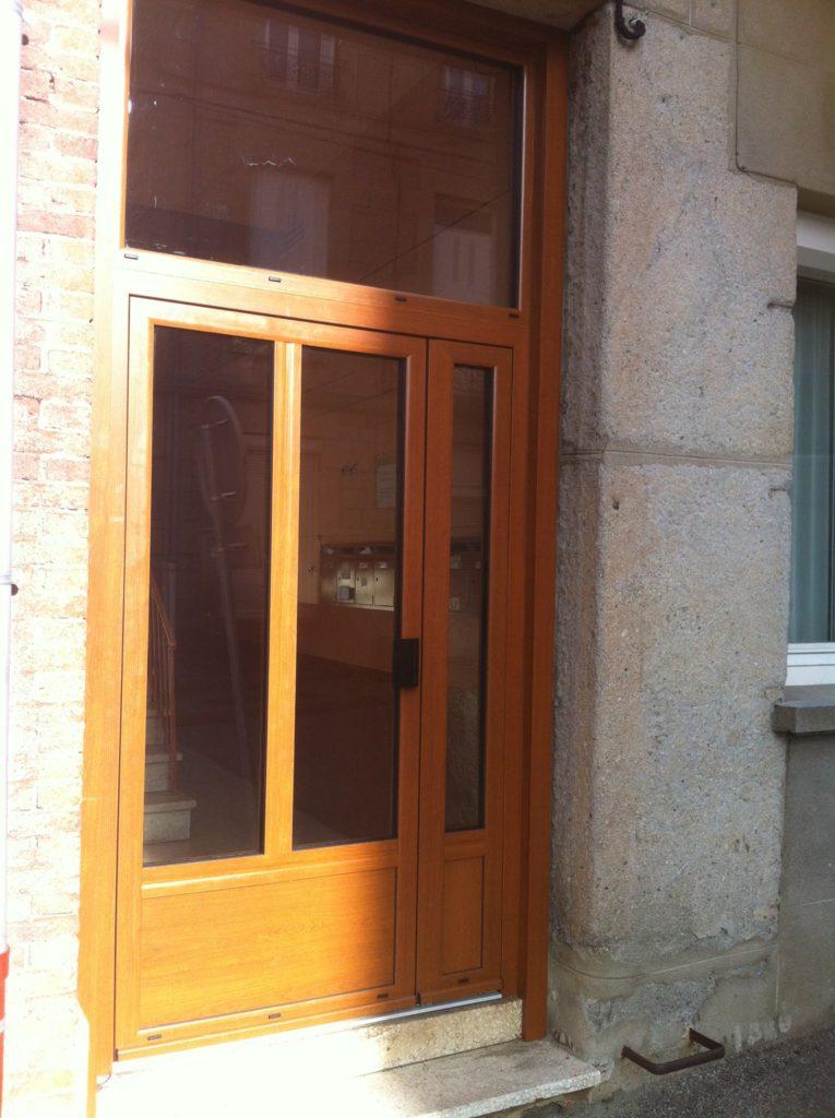 des portes fentres affordable porte fenetre aluminium coulissante des portes et fenetre galerie. Black Bedroom Furniture Sets. Home Design Ideas